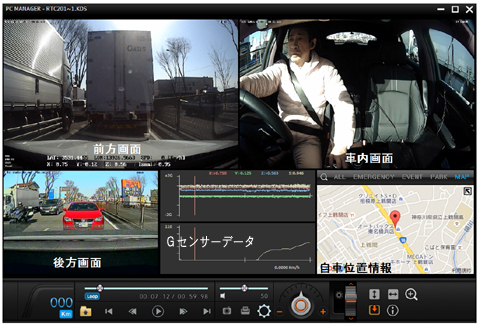 viewer soft表示例